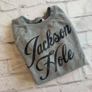 Women's J Crew Jackson Hole Sweatshirt